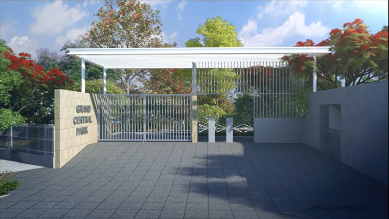 GCP Gate